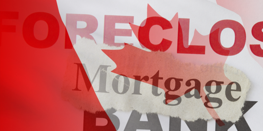 Foreclosures in Canada