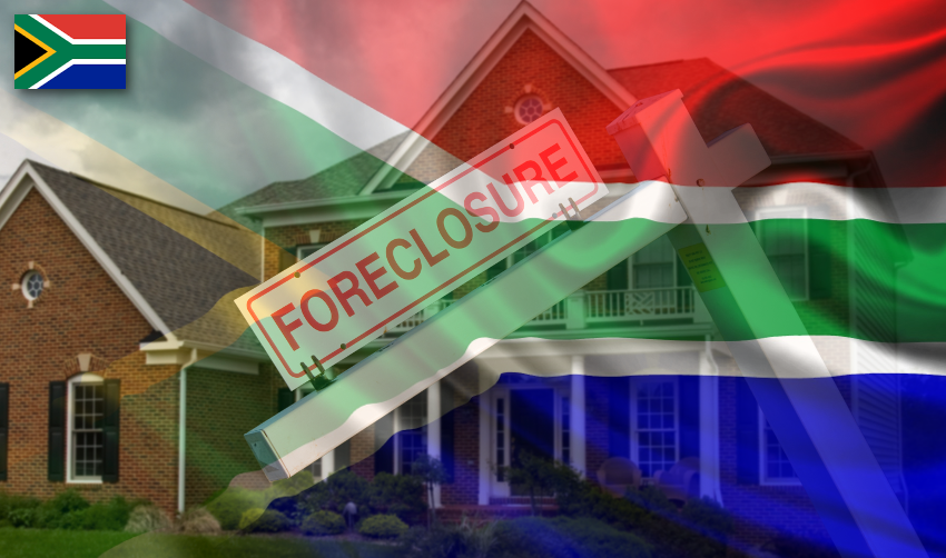 Fight foreclosure in South Africa