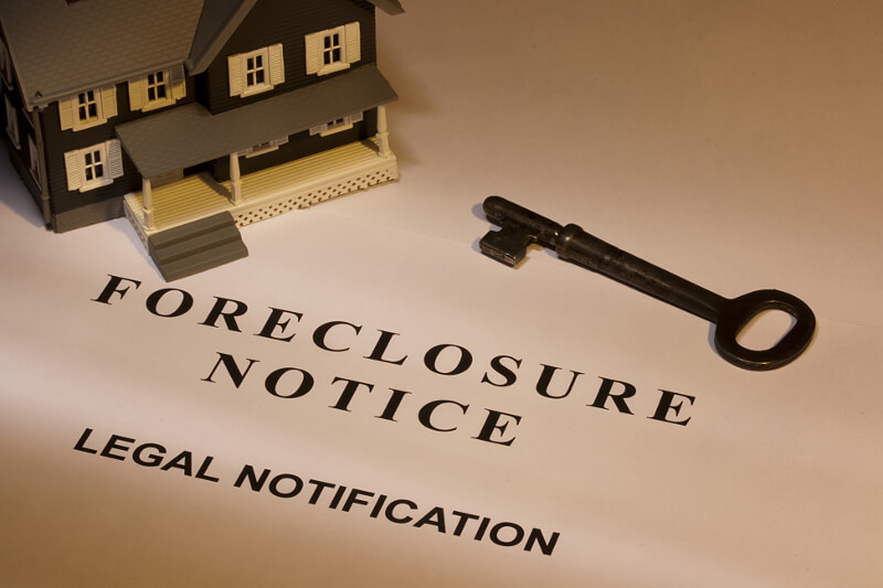 Avoid Foreclosure after getting at your door a foreclosure notice