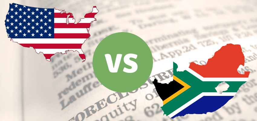 Embargo Hipotecaria US vs SudAfrica