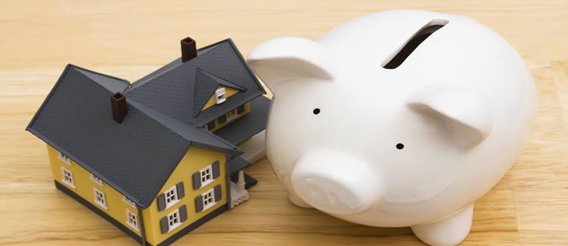 Ahorre dinero para su casa