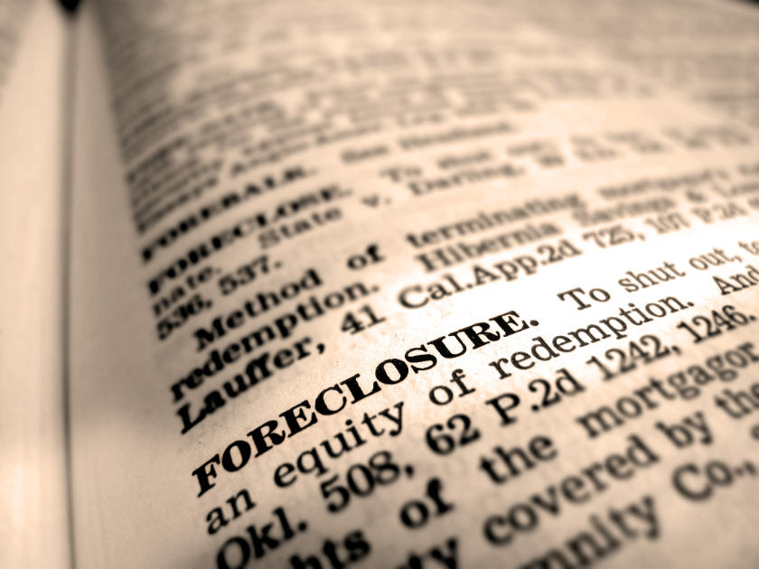 Learn where to report when facing foreclosure scams