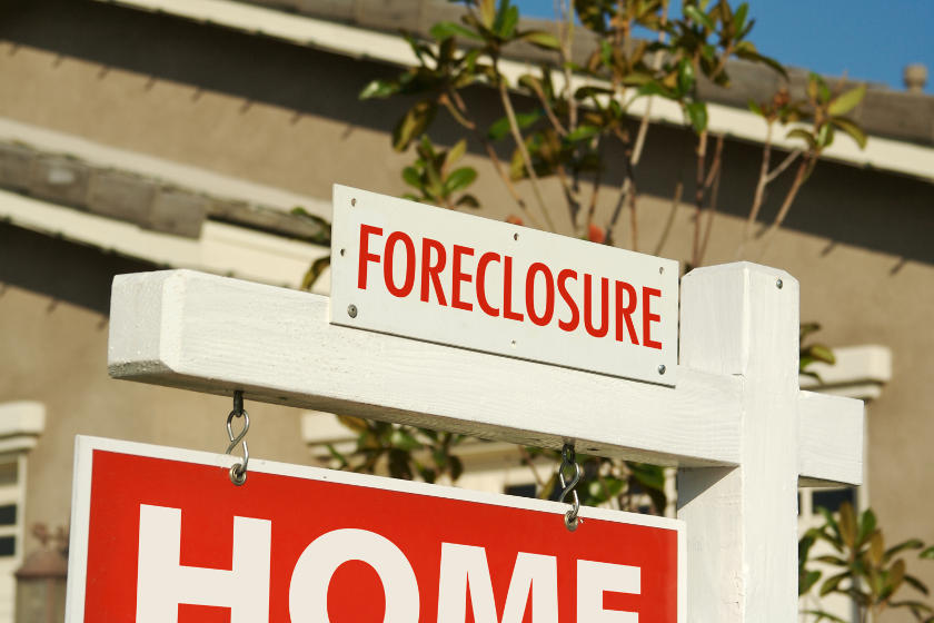 Most common scams on foreclosure process