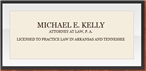 Michael E. Kelly Attorney At Law, P. A.