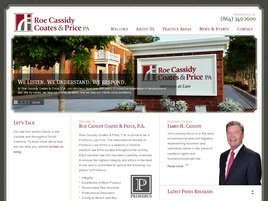 Roe Cassidy Coates & Price, P.a.